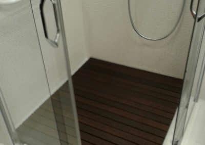 Скара за душ кабина термоясен