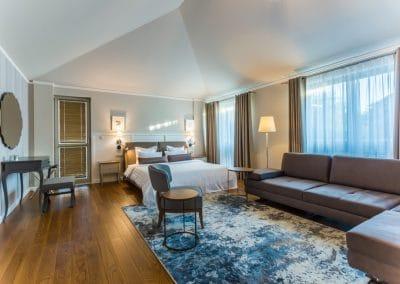 120 mm Натюр, цвят Пепина - хотел Promenade, гр. Бургас
