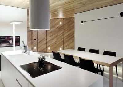 Обшивка по стени и тавани с ширина 120 мм, качество Рустик, омаслена, цвят Натурал