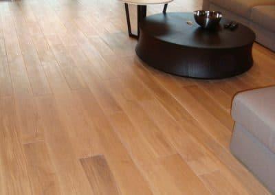 Дюшеме дъб 150 х 20 х 600 - 2000 мм, качество Селект, фабрично омаслено в цвят Натурал