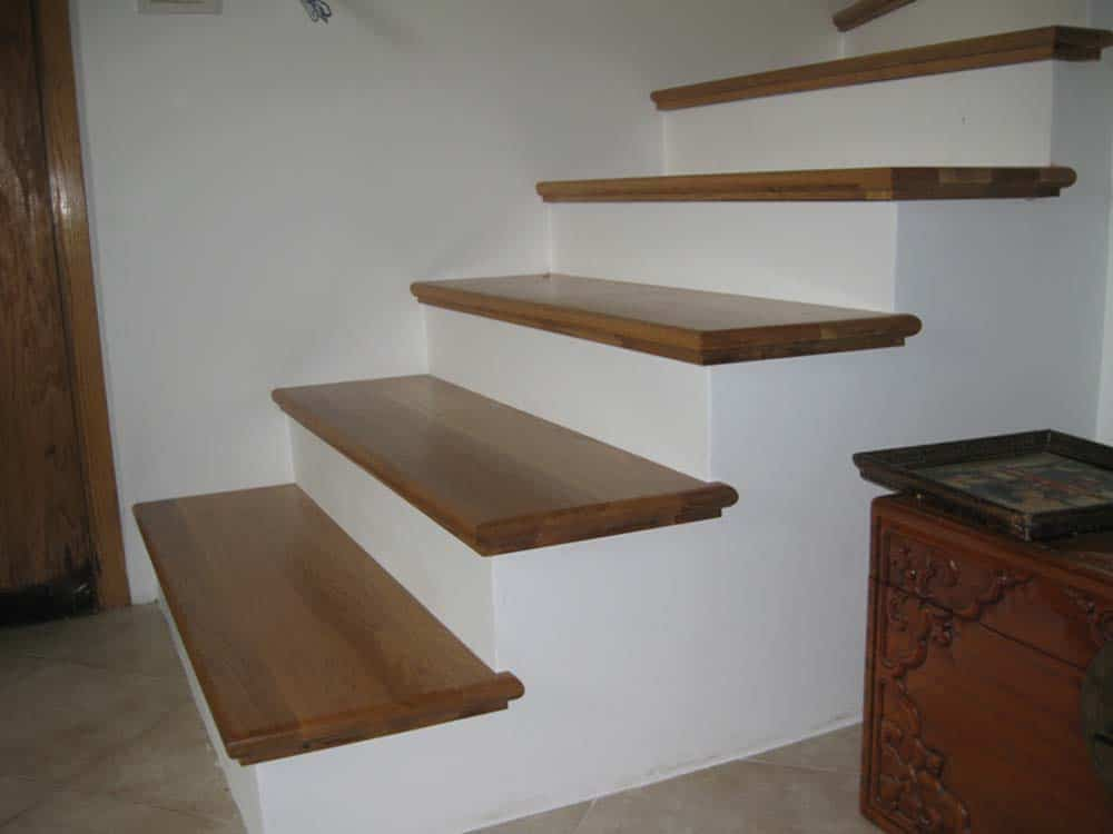 Beautiful Oak stairs – General information - ФОРЕСТ ТРЕЙД TP29