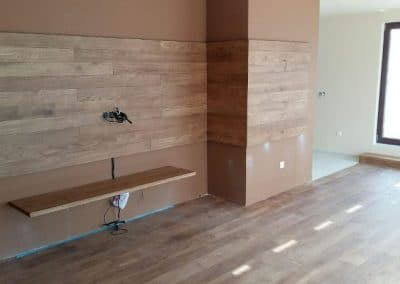 Oak flooring 180 x 20 x 600-2000 mm, Quality Nature, oiled walnut, shell wall in the same size and color,Oak top with a thickness of 40 mm